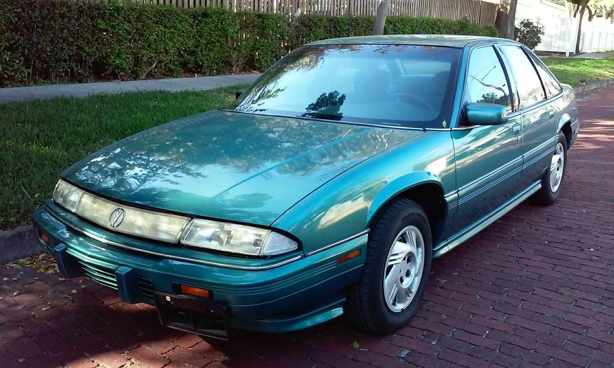 Original Owner Sale: 1996 Pontiac Grand Prix