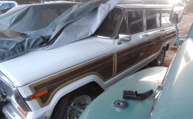 Collection Wind Down: 1989 Jeep Grand Wagoneer