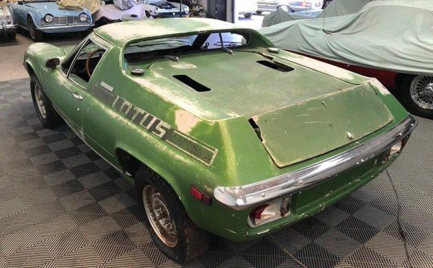 Original Twin Cam: 1974 Lotus Europa