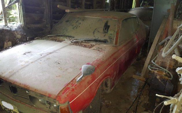 1 of 4 Registered: 1976 Datsun 180B SSS