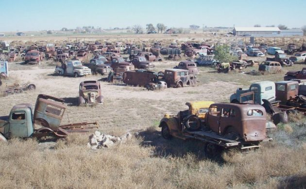 Field of Dreams: Rocky Mountain Relics