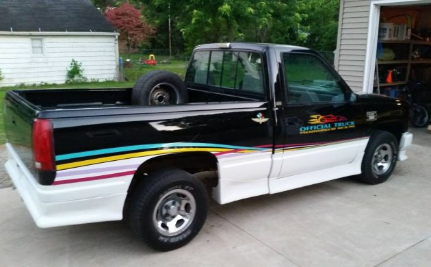 1993 Official Indy 500 Chevrolet Truck