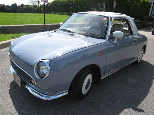 What's Old Is New Again? 1991 Nissan Figaro