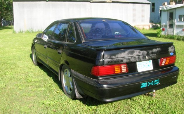 Crate Engine Replacement: 1991 Ford Taurus SHO