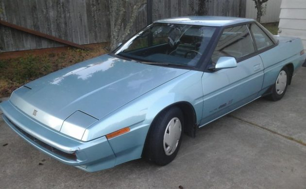 4WD Wedge: 1989 Subaru XT