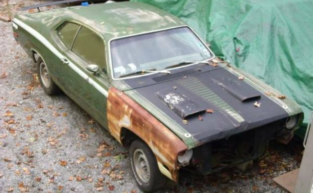 Let's Twist Again! 1972 Plymouth Duster Twister