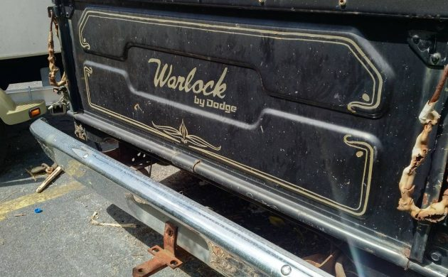 What Sorcery Is This? 1978 Dodge Ram Warlock