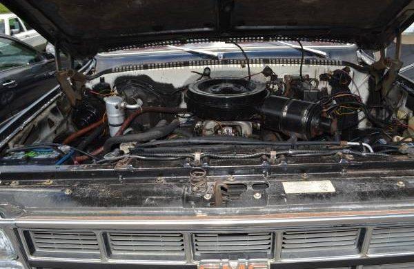 Olds Diesel Power: 1980 GMC Sierra Classic 15