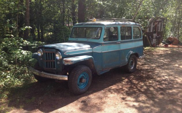 One Tough Customer: 1962 Willys Jeep Station Wagon