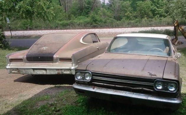 Garaged For 35 Years: 1965 Rambler Marlin Pair