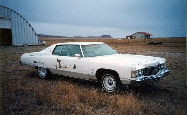 Spirit of America Edition: 1974 Chevrolet Impala