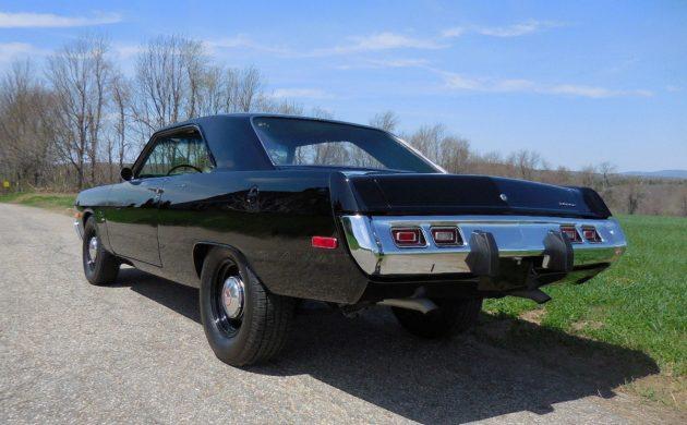 440 6-Pack 4-Speed! 1973 Dodge Dart
