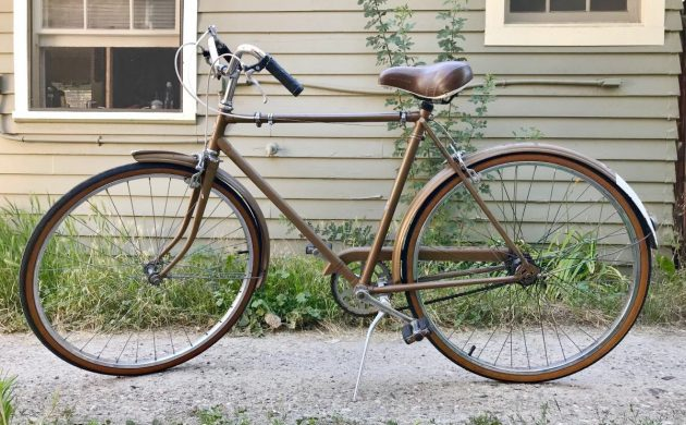 British Pedal Power: 1973 Triumph Bicycle