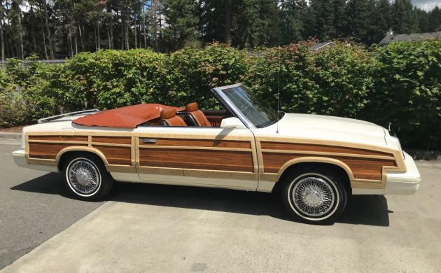 Talking Town and Country: 1983 Chrysler LeBaron