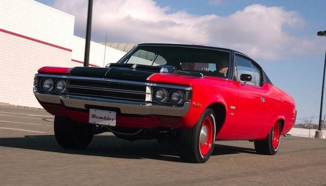 Rare 343 V8 4-Speed! 1967 AMC Marlin