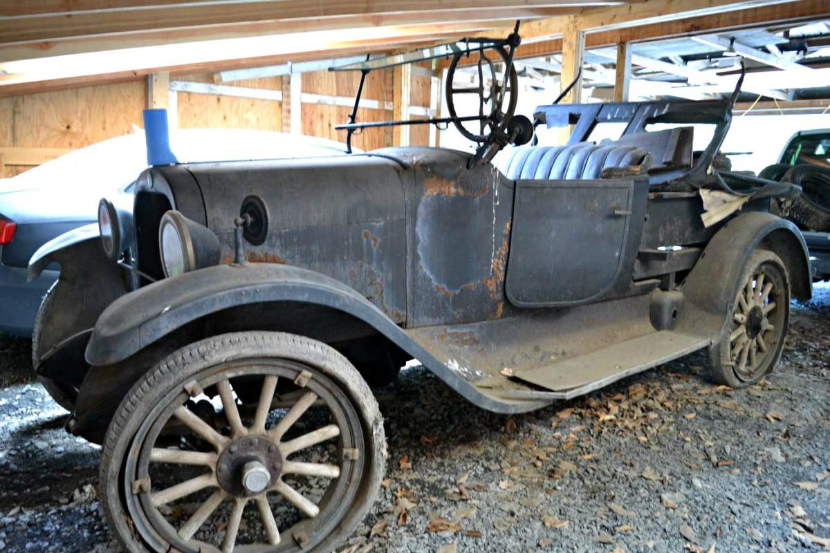 Estate Sale Find 1919 Dodge Brothers