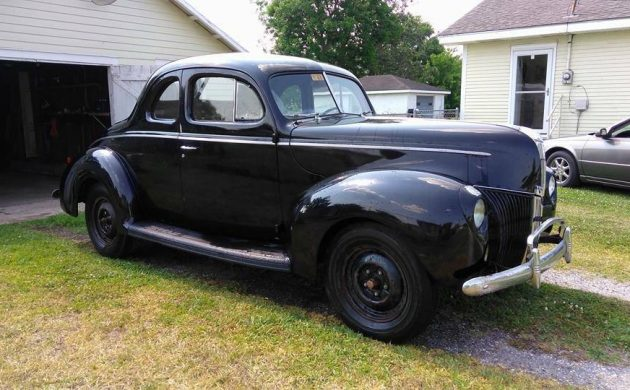 29,999 Original Miles: 1940 Ford Standard Coupe