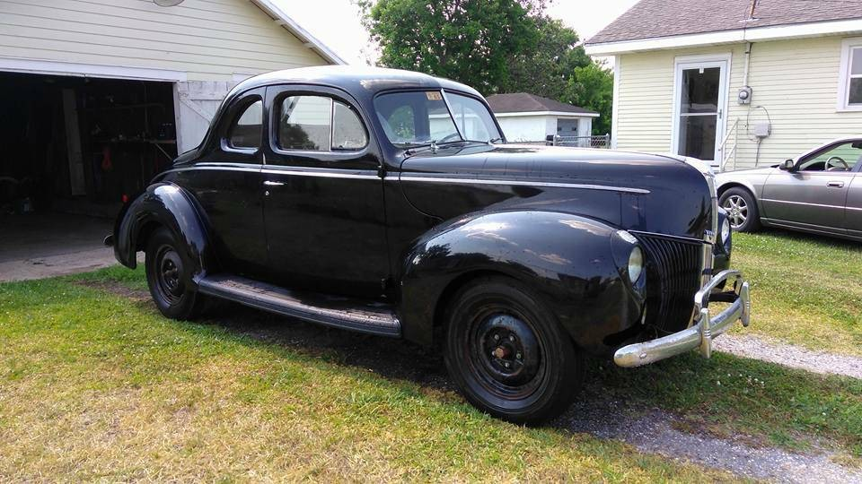 29 999 Original Miles 1940 Ford Standard Coupe
