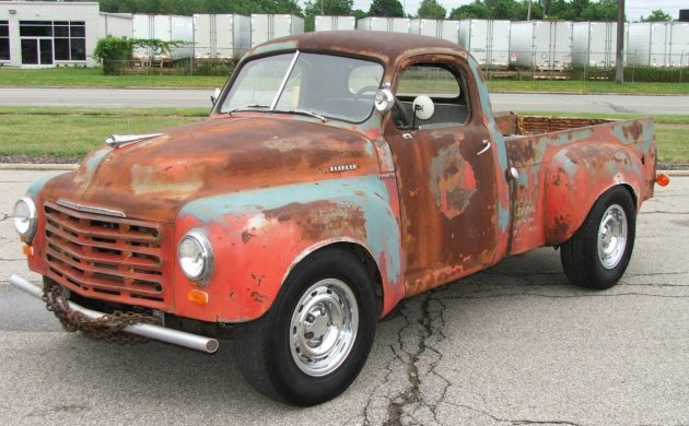 All-Wheel-Drive And Hemi Power? 1950 Studebaker Pickup