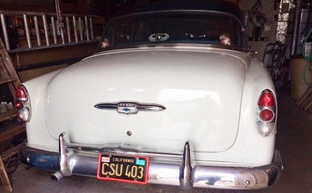 Exclusive: 1953 Chevrolet Bel Air Sedan