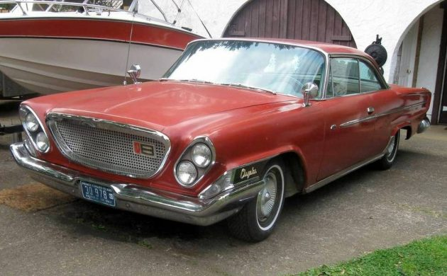 Plucked Chicken: 1962 Chrysler Windsor