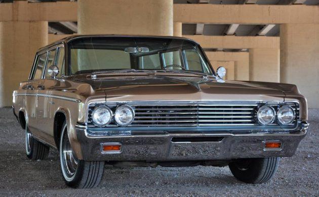 Texas Cruiser! 1963 Oldsmobile Fiesta Wagon