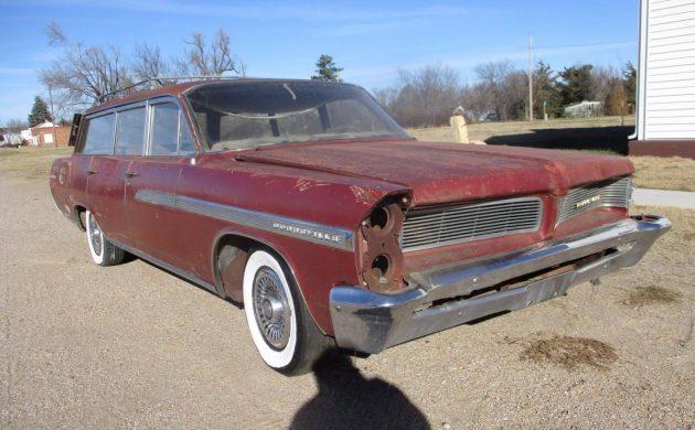 $950 Special! 1963 Bonneville Safari Wagon w/ 389