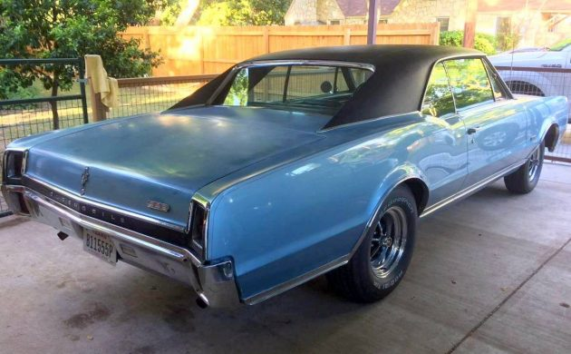 Affordable Muscle: 1967 Oldsmobile 442