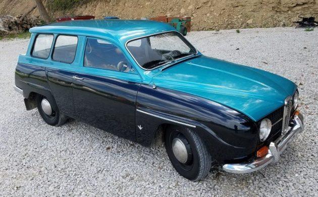This Is No Saab Story: 1967 Saab 95
