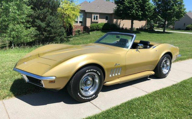 Only One Thing Wrong: 1969 Corvette Convertible