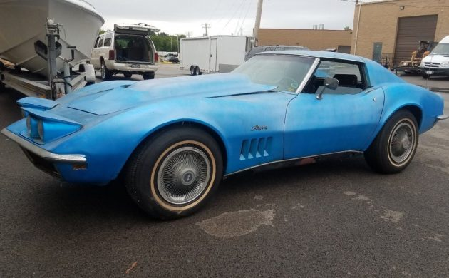 Bargains Are Still Out There: 1969 Corvette