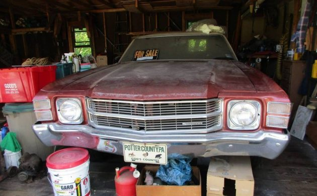 Chevrolet Classic Cars For Sale - Barn Finds - Page 69 of 202