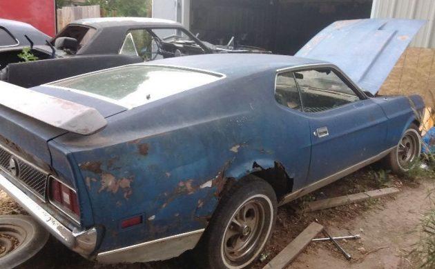 No Need To Mach: 1972 Mustang Mach 1
