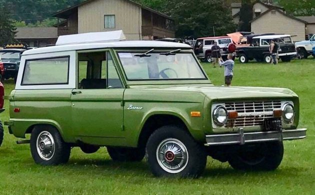 Promising Project: 1975 Ford Bronco