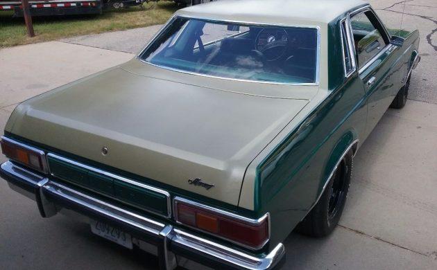 Ruthless Monarch 1977 Mercury 351w Amp 4 Speed