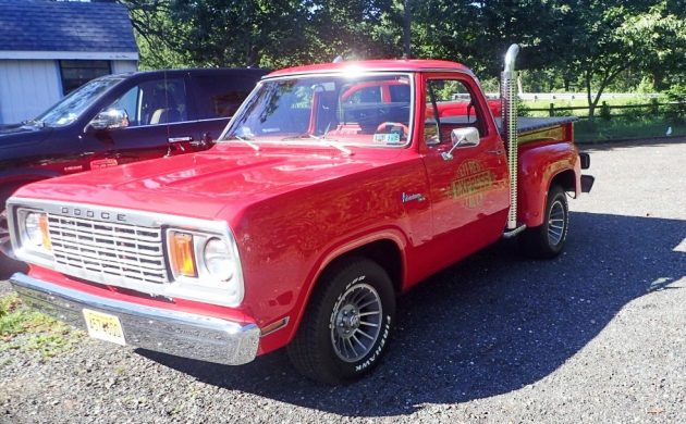 Exclusive: 1978 Dodge Lil' Red Express