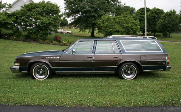 LUV = Luxury Utility Vehicle: 1979 Buick Estate Wagon
