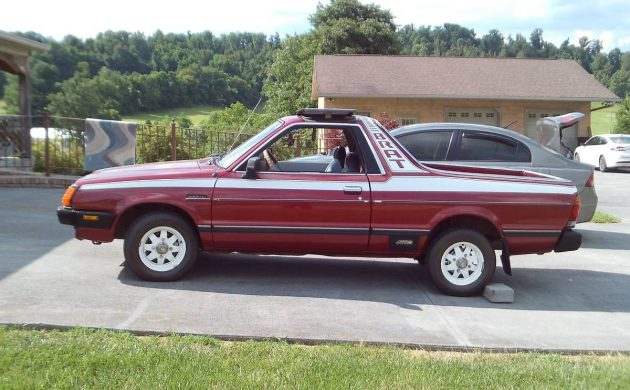 Subaru Brat For Sale Craigslist >> Chicken Tax Beater 1982 Subaru Brat