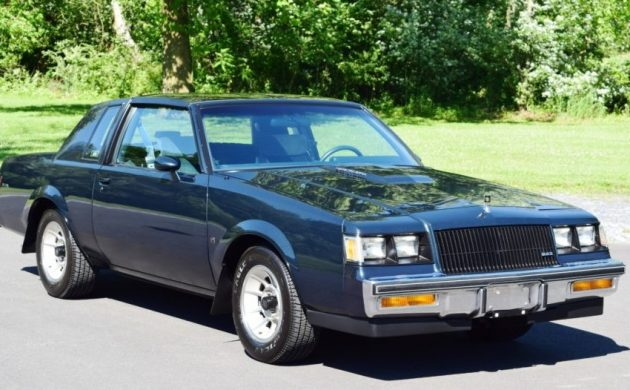 Reader Ad: 1987 Buick Regal T-Type Turbo