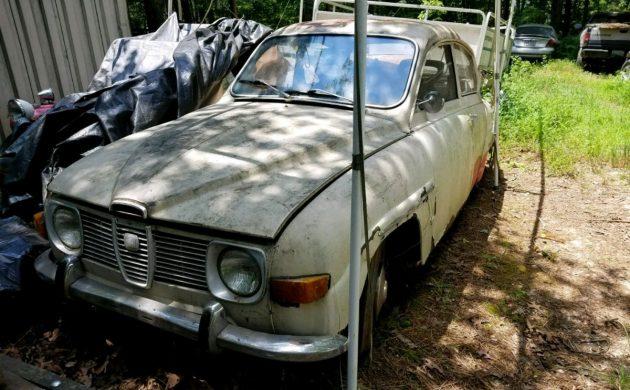 EXCLUSIVE: Saab 96 V4