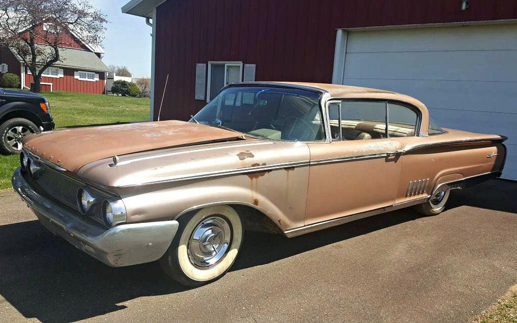 American Style 1960 Mercury Parklane