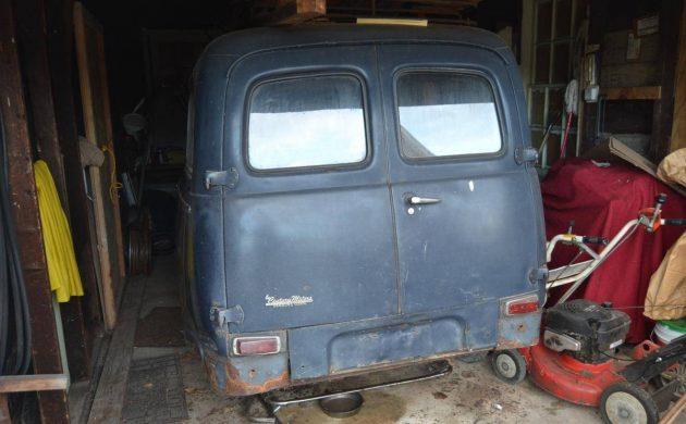 Pre-Brick Project: 1963 Volvo P120 Duett