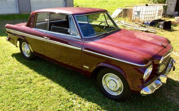 132 Mph Birdie 1963 Studebaker Super Lark R2