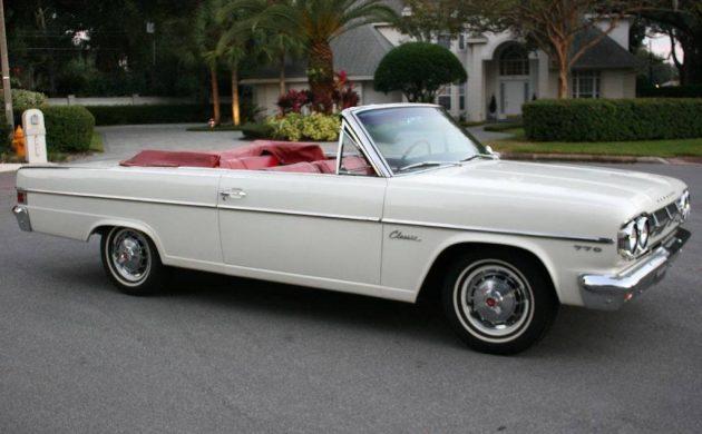 Classic Drop Top: 1965 AMC Rambler Classic 770 Convertible