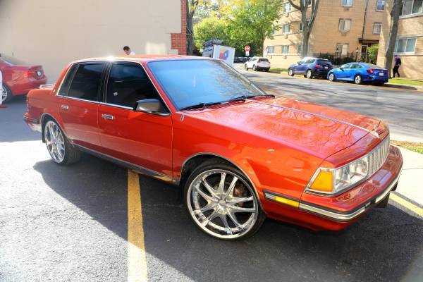 Set Your Sights On Century 1984 Buick Century