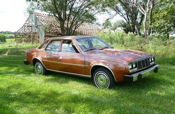 Reluctant Sale: 1982 AMC Concord Survivor