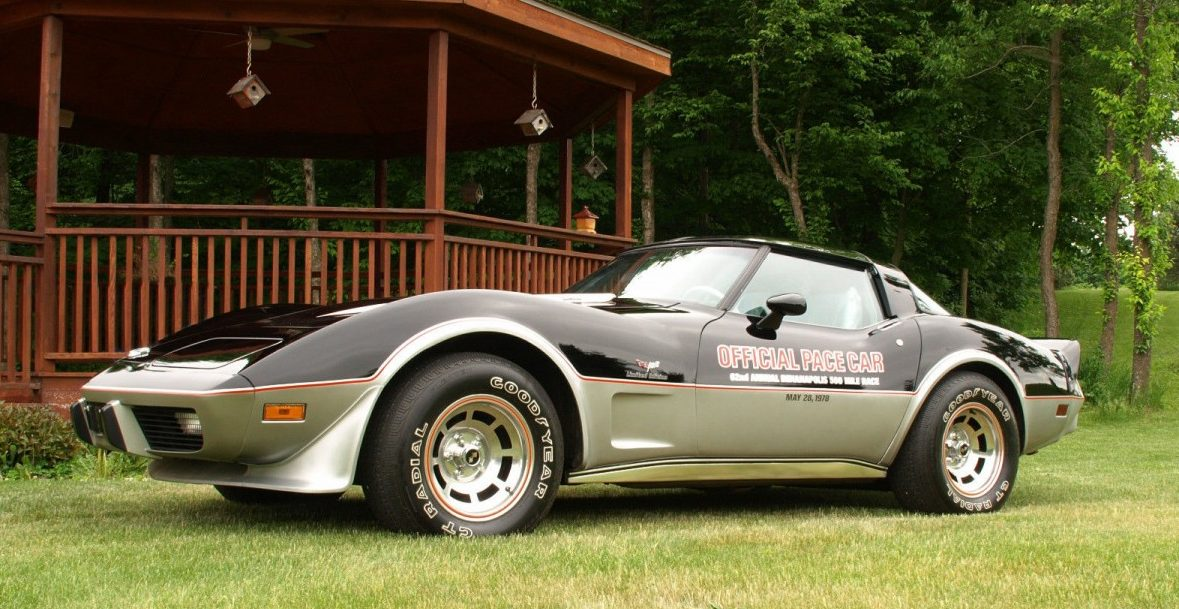 jackets included 1978 chevrolet corvette pace car. Black Bedroom Furniture Sets. Home Design Ideas
