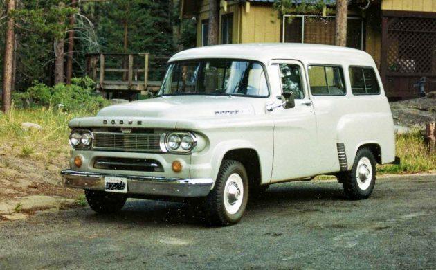 Exclusive: 1966 Dodge Town Wagon