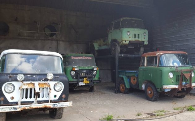 FC Find! Jeep Forward Control Truck Collection