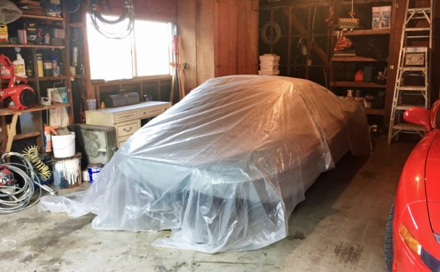 All Original Survivor: 1963 Jaguar E-Type Roadster